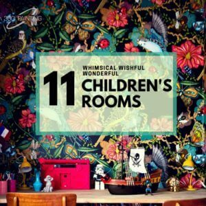11 Children's rooms