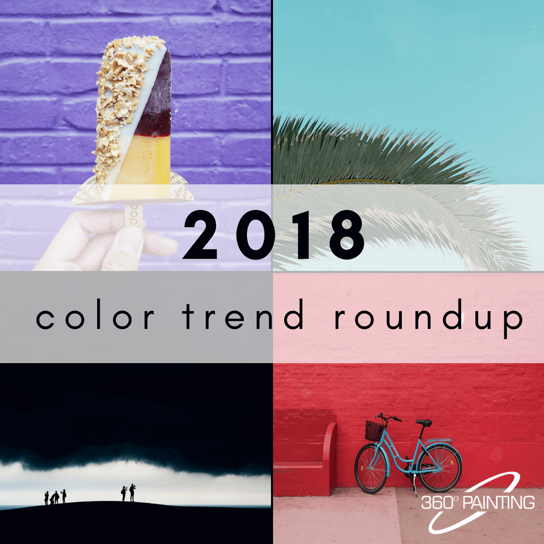 2018 Color Trend Roundup