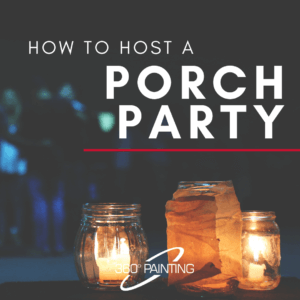 How to Host a Porch Party