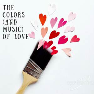 The Colors (And Music) of Love