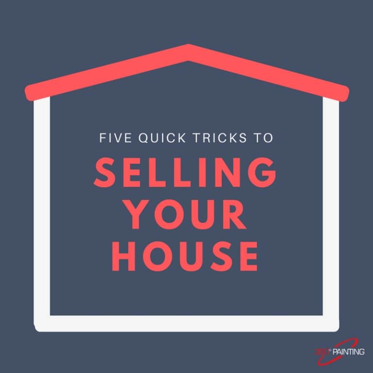 Five Quick Tricks to Selling Your House