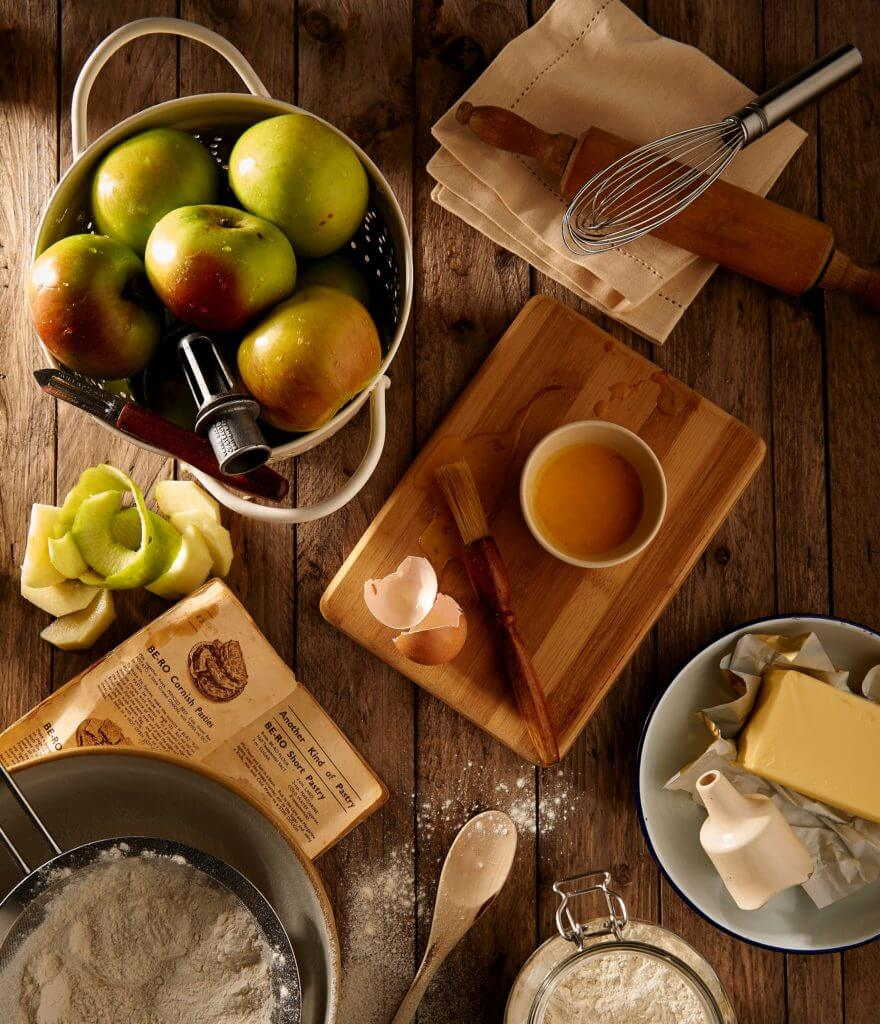 Apple Pie Supplies